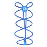 Beli League Reflective Lock Lace Pengunci Tali Sepatu Unisex Blue Seken