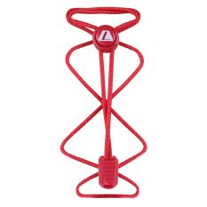 Spek League Reflective Lock Lace Pengunci Tali Sepatu Unisex Red