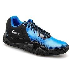 League Sepatu Olahraga Zero-G Low - Hitam-Biru