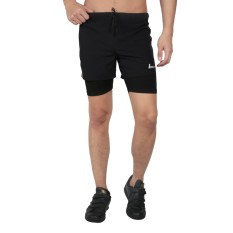 Toko League Street Racer Short 5 Pria Black League