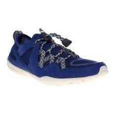 Spesifikasi League Stride X River M Sepatu Sneakers Blue Depth Nine Iron Antique League Terbaru