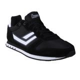Toko League Strv Sepatu Sneakers Black White League Online