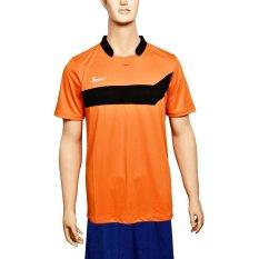 Jual Beli Online League Triton Jersey Ss Oranye Hitam