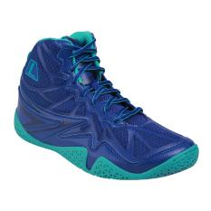 League Typhoon Sepatu Basket Pria - Mazzarine Blue/Ceramic/Blue