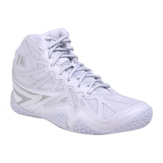 League Typhoon Sepatu Basket Pria - White/Lunar Rock