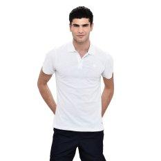 Jual League Urban Polo Polo Shirt Pria Putih Branded Murah