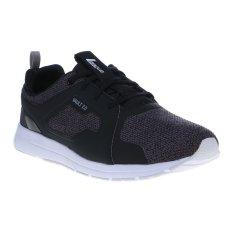 League Vault 2.0 Bw -M Sepatu Sneakers - Black/White