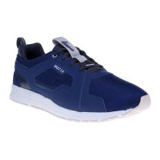 League Vault 2.0 -M Sepatu Sneakers - Blue Depth/Nine Iron/Lunar R