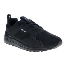 Dapatkan Segera League Vault 2 U Sepatu Sneakers Black White Silver