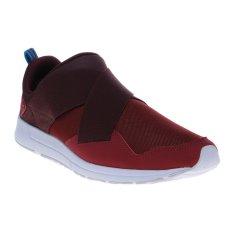 Jual League Vault Slip On Sepatu Sneakers Beaujolais Port Royal White Online Jawa Barat