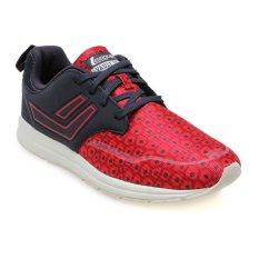 Harga League Vault Zero Lorenz Sepatu Lari Pria High Risk Red Nine Iron Putih Asli