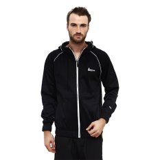 Beli League Warm Up Jacket Hitam Nyicil