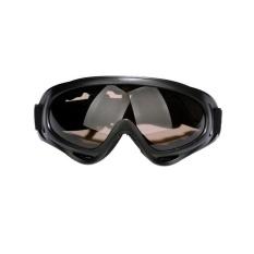Leegoal Outdoor Riding Goggles CS Windproof Kacamata X400 Kacamata Melindungi Mata Sunglass (Lensa Kopi)-Intl