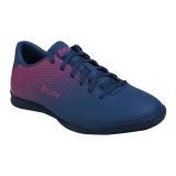 Ongkos Kirim Legas Attacanti La Sepatu Futsal Pria Majolica Blue Pink Flambe Di Jawa Barat