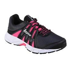 Jual Legas Aurora La M Sepatu Lari Wanita Black Nine Iron Flash Pink Legas