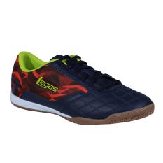 Harga Legas Tyra La Sepatu Futsal Pria Eclipse Red Orange Lime Punc Paling Murah