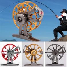 LEO Gulungan Pancing Full Metal Fishing Spinning Reel 120M - Golden