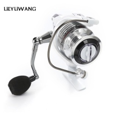 LIEYUWANG 13 1BB Spinning Fishing Reel dengan Pegangan Yang Dapat Ditukar untuk Casting Line HC3000-Intl