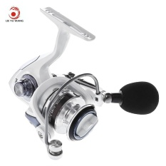 LIEYUWANG 13 + 1BB ( True 5 + 1BB ) Full Metal Fishing Spinning Reel with Exchangeable Handle(HC3000) - intl