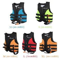 Jaket Pelampung Drifting Vest Air Motor Boating Life Jacket-Intl