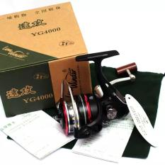 Line Winder YG4000 Fishing Reel 9+1 BB Spinning Fishing Reel