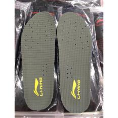 LiNing Insole Sepatu / Shoes 44 (27cm) Super Comfortable Sports Accesories