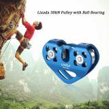 Spesifikasi Lixada 30Kn Kabel Troli Katrol With Bantalan Bola Panjat Tebing Gua Tinggi Bekerja Menyelamatkan Internasional Lengkap