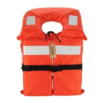 Lixada Dewasa Near-Shore Life Jacket Floating Perangkat Buoyant Vest Rompi Pelampung Renang Drifting Berselancar Air Olahraga Life Saving Jaket-Intl