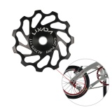 Ulasan Tentang Lixada Mtb Road Sepeda Keramik Pulley 7075 Aluminium Alloy Rear Derailleur 11 T Panduan Bersepeda Keramik Bearing Jockey Wheel Intl