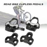 Beli Lixada Road Bike Sealed Pedal Sepeda Pedal Satu Sisi Bersepeda Clipless Pedal Sepeda Kompatibel Untuk Lihat Keo Intl Nyicil