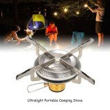 Lixada Ultralight Portable Outdoor Camping Gas Hiking Backpacking Piknik Memasak Kompor 3500 W Promo Beli 1 Gratis 1