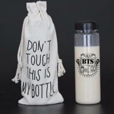 Spesifikasi Lls Botol Air Kpop Bts Bangtan Boys Dengan Tas Portable Lemon Juicetumbler Cup Intl Merk Oem
