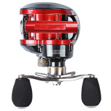 Review Toko Lma200 11Bb Left Hand Baitcasting Reel Left Hand Red Intl