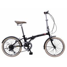 Sepeda London Taxi Folding Bike 20 Inch (Only JADETABEK)