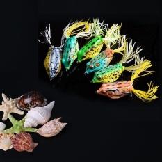 Harga Lot 5 Pcs Cute Frog Fishing Lure Hooks Bass Umpan Kualitas Tinggi 5 Warna Intl Online
