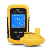 Jual Lucky Ffw1108 1 Portable Hd 120 M Jangkauan Nirkabel Fish Finder Intl Oem Original