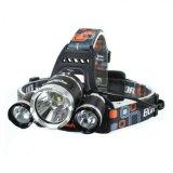 Jual Lumens T6 High Power Headlamp Cree Xm L T6 5000 Hitam Branded Murah
