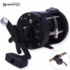 Harga Lure Fishing Reel Trolling Reel Fishing Black Right Hand Casting Sea Fishing Reel Air Asin Baitcasting Reel Coil Tssd 3000L Oem Terbaik