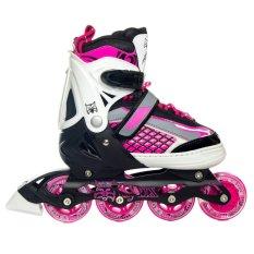 Jual Lynx Sepatu Roda Recreational Inline Skate R55 Pink Dki Jakarta