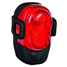 M-Wave Helios I Silicon Taillight, Red - intl