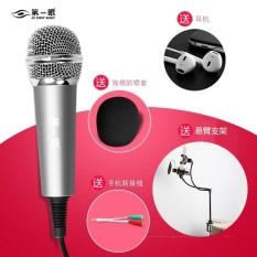 M1 Bee Pengeras Suara Headset Mikrofon Headset Guru dengan Mikrofon Kabel .