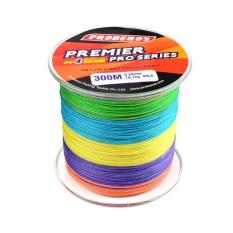 MagiDeal 300 M PE Air Asin Laut Pancing Braided Lines Strands Wire 50LB-Intl