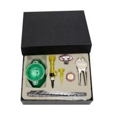 Spesifikasi Magideal Golf Gift Set Golf Ball Liner Golf Tees Divot Tool Golf Hat Clip Ball Marker Intl Terbaik