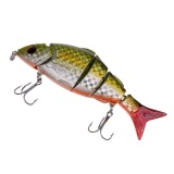 Harga Magideal Multi Jointed 3 Segement Bass Fishing Lure Crankbait Hard Umpan Hook Style 2 Paling Murah