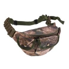 Toko Magideal Outdoor Camo Pinggang Tas F*nny Pack Pouch Hip Belt Bumbag Untuk Berburu Shooting Intl Magideal Online