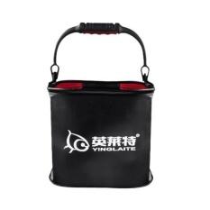 Harga Magideal Outdoor Eva Collapsible Fishing Bucket Fish Storage Pail Black Intl Fullset Murah
