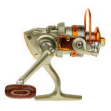 Spesifikasi Magideal Silver Mini Spinning Fishing Reel With 10 Ball Bearings 5 1 1 Gear Ratio Intl Online