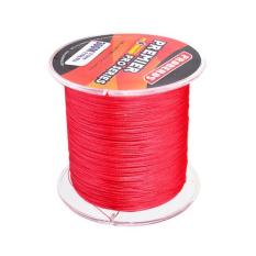 Jual Magideal Super Strong 300M 5Mm 80Lb Pe Braided Lines Sea Fishing Line Red Intl Import