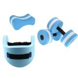 Jual Magideal Water Aerobics Kits Aquatic Dumbbells Pull Buoy Swim Belt Aqua Jog Fitness Intl Import