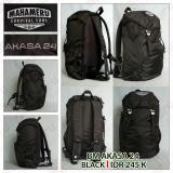 Jual Beli Mahameru Bag Bm Akasa 24 Black Indonesia